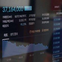 [포토]비트코인 가격 폭락