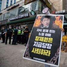 [포토]장제원 의원 국회의원직 박탈 국민청원 12만명 돌파