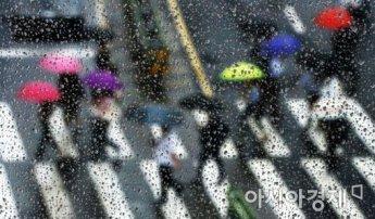 [오늘날씨] 전국 흐리고 비…중부·경북 최고 150㎜ 이상