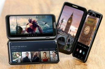LG V50의 돌풍…8일간 판매량 10만대 넘어