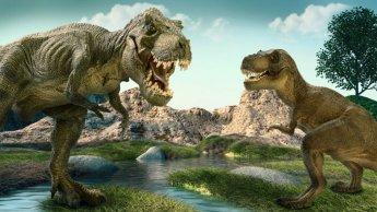 공룡, 짝짓기에 적합한 호수 사라져 멸종