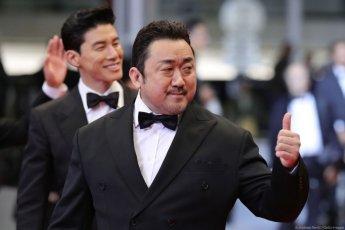 """[칸영화제②]마동석 """"'악인전' 때문에 '존윅3' 출연고사"""""""