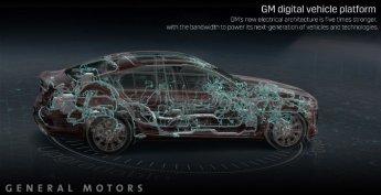 GM, 데이터 처리속도 5배 빨라진 차세대 플랫폼 공개