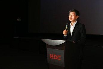 """정몽규 HDC 회장 """"먼저 변화하고 경쟁력 강화해야"""""""