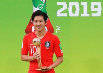 [U-20월드컵] '2골4도움' 이강인, 韓남자선수 최초 FIFA대회 골든볼