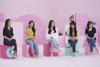 """'아이돌룸' 레드벨벳 """"신곡 짐살라빔, 너무 실험적이라서 타이틀곡 될 줄 몰랐다"""""""