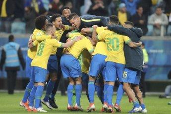 브라질, 페루 꺾고 12년 만에 코파 아메리카 우승
