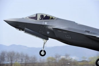 스텔스 F-35A 4대, 이번주 한국 도착…北불만 표출할 듯