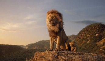 [트레일러]동물 다큐멘터리 보는 듯한 '라이온 킹'