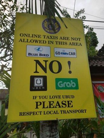 [기자수첩]발리에서 '택시 타다' 생긴 일
