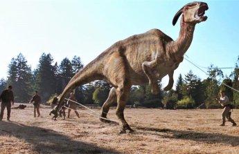 [논란의 공룡史] 파라사우롤로푸스의 볏은 '스노클링'용?