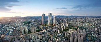대신-남산-동산권 11,000여 세대 브랜드타운으로 변신