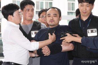 """'몸통시신 사건' 장대호 """"아무리 생각해도 피해자가 죽을 짓 해…전혀 미안하지 않다"""""""