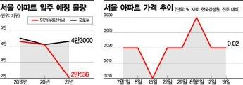 상한제 후폭풍, 서울 아파트 공급 빙하기 우려…신축 'GO'