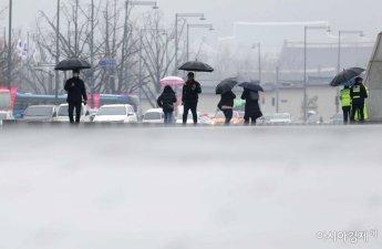 [오늘날씨] 아침부터 전국 곳곳 빗방울…큰 일교차 주의