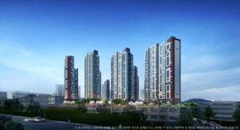 두산건설 '성성 레이크시티 두산위브' 3월 분양