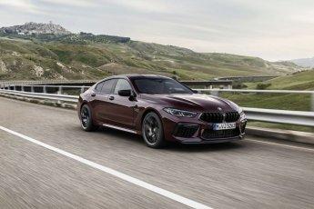 BMW, 뉴 M8 그란쿠페 컴페티션 사전 계약 실시