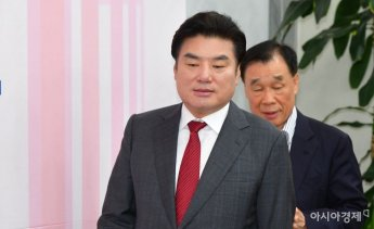 """한국당 당직자들 """"당은 지도부의 것 아냐, 즉시 합당해야…당무거부"""""""