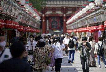 日 도쿄, 긴급사태 후 최대 신규 확진자 발생