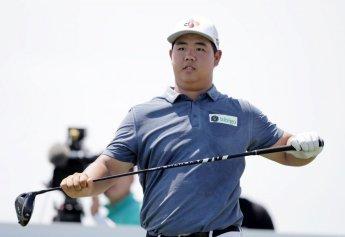 """[2020 뉴스타트16] '최연소 챔프' 김주형 """"이번에는 PGA투어 도전~"""""""