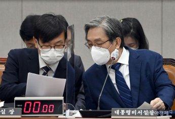 청와대 국감 '증인 불출석' 논란…11월4일로 연기 (종합)