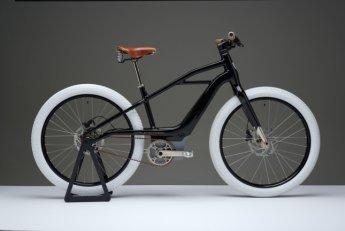 '바이커들의 로망' 할리데이비드슨, 전기자전거 선보여