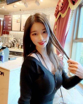 [포토] 김나정 '청순한 미모'