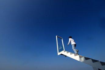 멈춤의 계단 오르면 비로소 보이는 것들‥