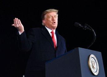 트럼프, 오는 28일 퇴임후 첫 공식석상