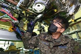 공군 간부, 국내 3명에 불과한 자격증 소유