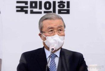 """김종인, 野단일화 """"혼자 살겠다 하면 모두 죽어""""…안철수 겨냥"""
