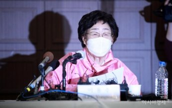 [포토] 일본군 '위안부' 문제 유엔 국제사법재판소(ICJ) 회부 촉구 기자회견