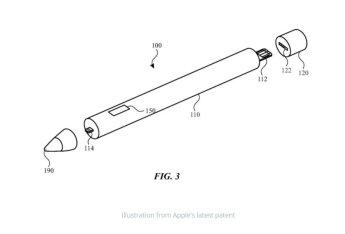 '펜슬' 뛰어넘는 애플펜슬…애플 美신규 특허 인가
