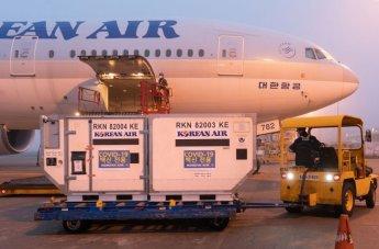 대한항공, 유니세프와 코로나 백신 수송 MOU 체결