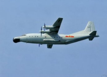 중국, 美 항모 남중국해 진입하자 J16 전투기 발진