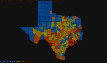 """얼음지옥 변한 사막, 텍사스…""""바이든 에너지 정책에 경고 신호"""""""