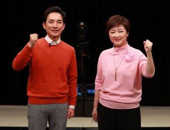 """이언주·박민식 부산시장 '후보 단일화'… """"박형준 잡으러 세 모은다""""(종합)"""