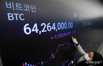 [포토] 내년부터 비트코인으로 250만원 넘게 벌면 세금 부과