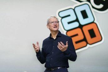 """애플 팀쿡 """"앱스토어, 독점적 위치 아니야…아이폰 라인업 '흥미로운 것' 있어"""""""