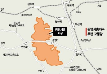 """집값안정 자신감…""""광명시흥, 강남수요 흡수"""" """"당장 집 살 이유 없다"""""""