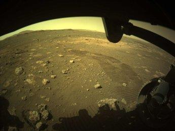 """""""美 퍼서비어런스, 화성 시험주행 성공…중대한 진전"""""""