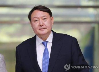 윤석열, 오늘 '이회영 기념관' 개관 참석…첫 공식 행사 나서