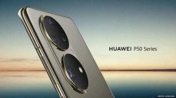 독자OS 출시한 中화웨이, '왕눈이카메라' 스마트폰 P50프로 첫 선…출시일 미정