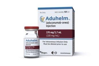 """美 FDA, 알츠하이머병 신약 승인…""""병 진행속도 늦춰"""""""