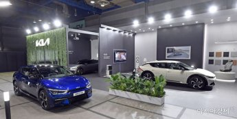 기아, 전용 전기차 EV6 대중에게 최초 공개