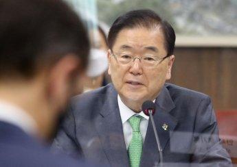 """정의용, 블링컨 만나 """"북핵, 미얀마 사태 논의"""""""