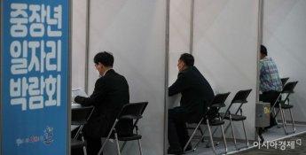 [포토]중장년 일자리 박람회