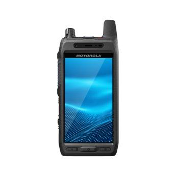 모토로라솔루션, 스마트폰 타입 LTE 무전기 '이볼브' 출시