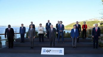중국, G7은 '사이비 다자주의'
