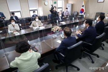 [포토]'대학교 2학기 대면수업 확대 논의 중'